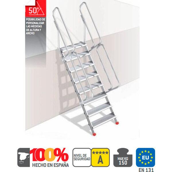Escalier en aluminium Faraone SG 50