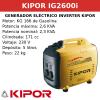Generador Eléctrico Inverter IG2600i de Gasolina