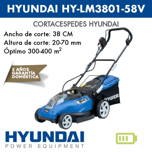 Hyundai HY-LM3801-58V