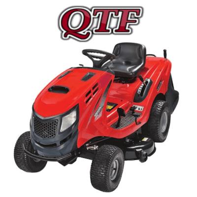 Tractores cortacesped QTF
