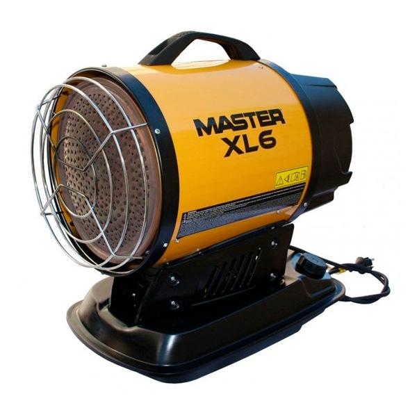 calentador a gasóleo master climate solutions XL 61