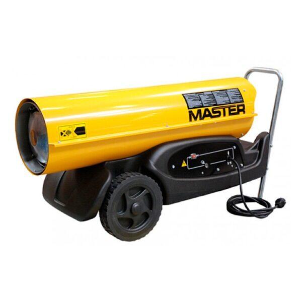 calentador de combustión directa de gasóleo a alta presión master climate solutions B 180