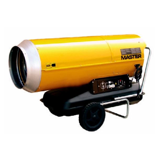 calentador de combustión directa de gasóleo a alta presión master climate solutions B 230