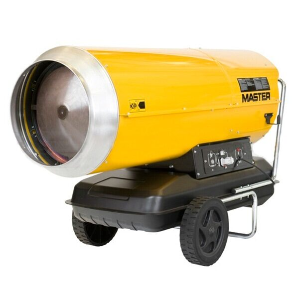 calentador de combustión directa de gasóleo a alta presión master climate solutions B 360