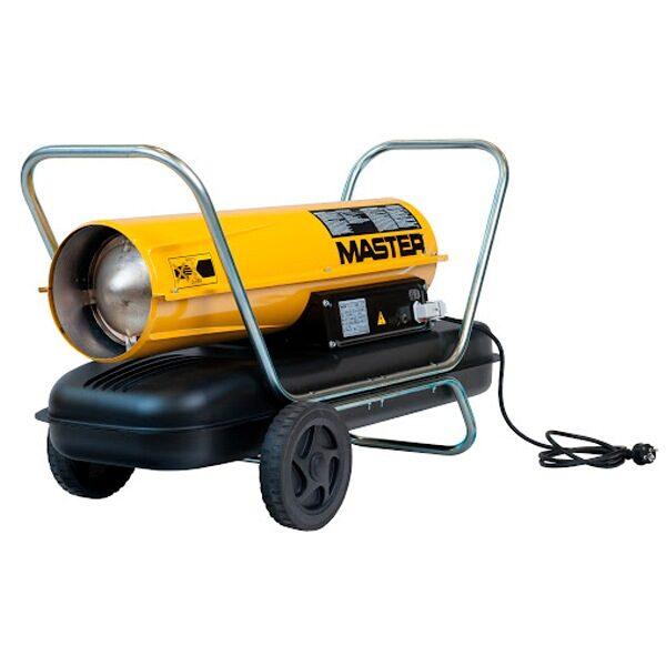 Chauffage à combustion directe MASTER B150 diesel