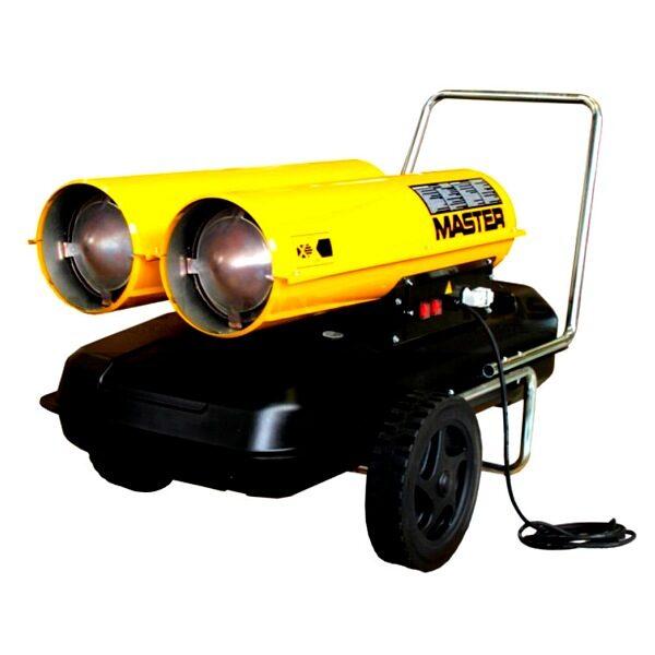 Chauffage à combustion directe MASTER B300 diesel