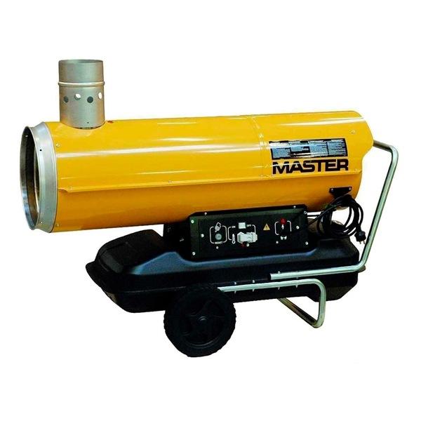 calentador de combustión indirecta de gasóleo a alta presión master climate solutions BV 170