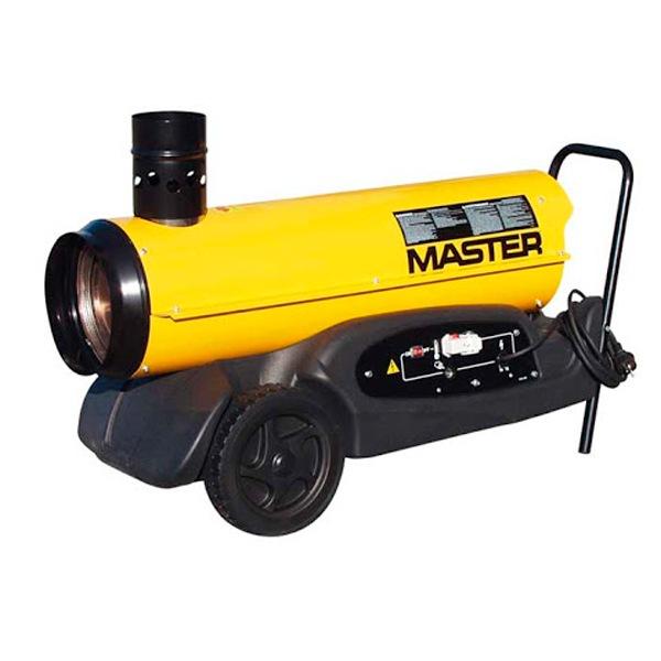 calentador de combustión indirecta de gasóleo a alta presión master climate solutions BV 77
