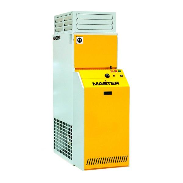 calentador fijo de combustión indirecta de gasóleo BF 35