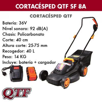 Cortacesped QTF SF 8A