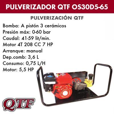 Grupo pulverización QTF OS30D5-65