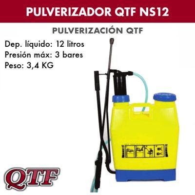 Pulverizador QTF NS12