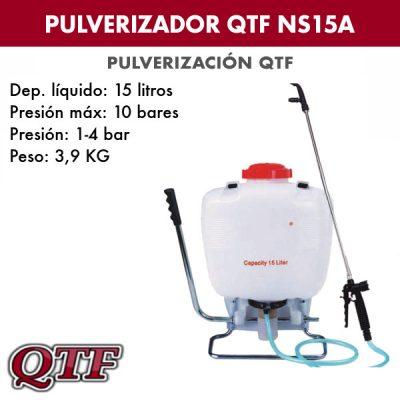 Pulverizador QTF NS15A
