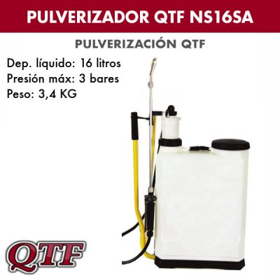 Pulverizador QTF NS 16SA