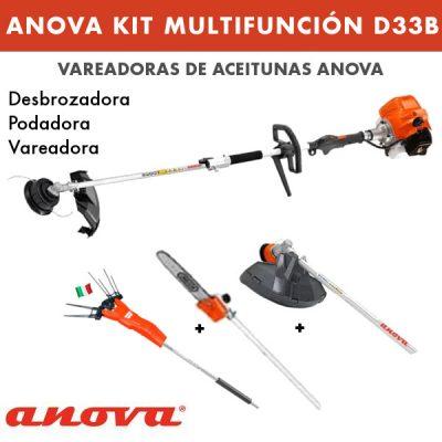 Vareadora Anova kit multifuncion D33B
