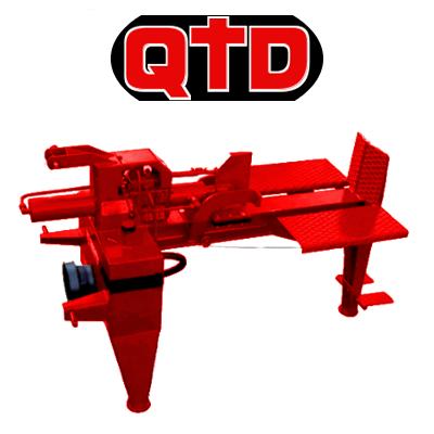 Astilladoras de leña QTD