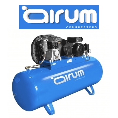 Compresores de aire Airum