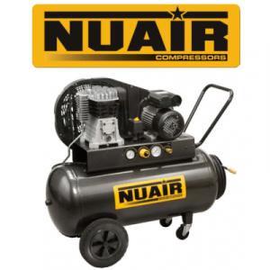Compresores de aire Nuair
