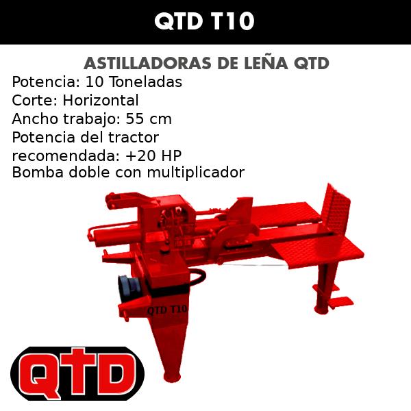 Intermaquinas QTD T10