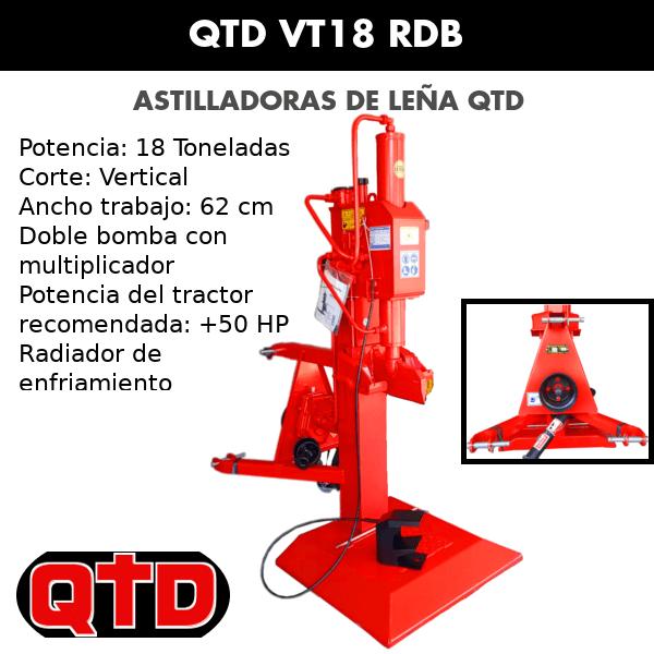 Intermaquinas QTD VT18 RDB