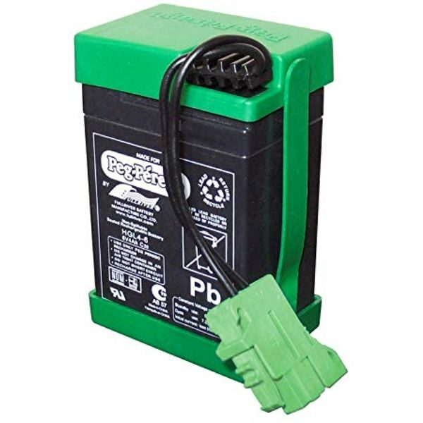 KB0030 6V - 4,5 Ah BATTERY