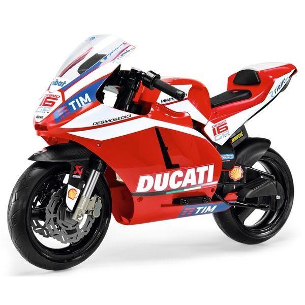 Moto Ducati GP Peg Pérego