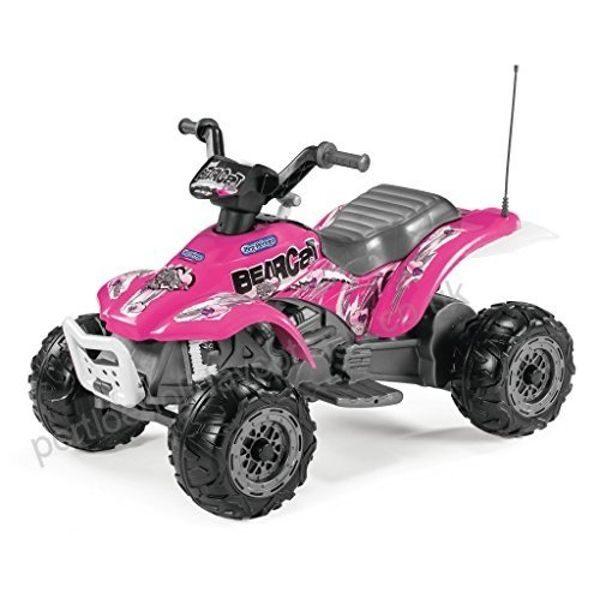 Quad batería 6V corral bearcat pink