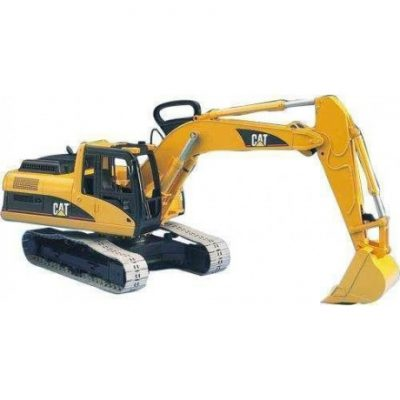 Excavadora Caterpillar - escala 1:16