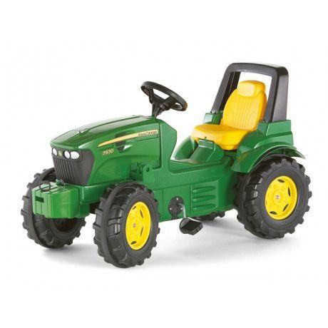 Tractor a pedales de juguete John Deere 7930