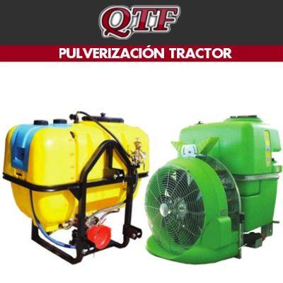Pulverización tractor QTF