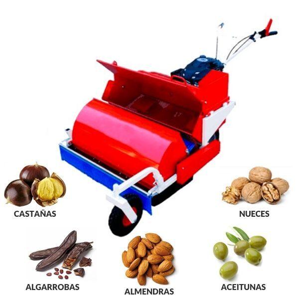 Recogedor de aceitunas y frutos secos Roteco LM105