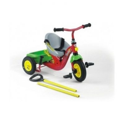 Triciclo a pedales de juguete RollyStrike Swing Vario RollyToys