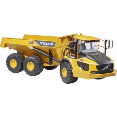 Dumper Volvo A60H de juguete escala 1:16