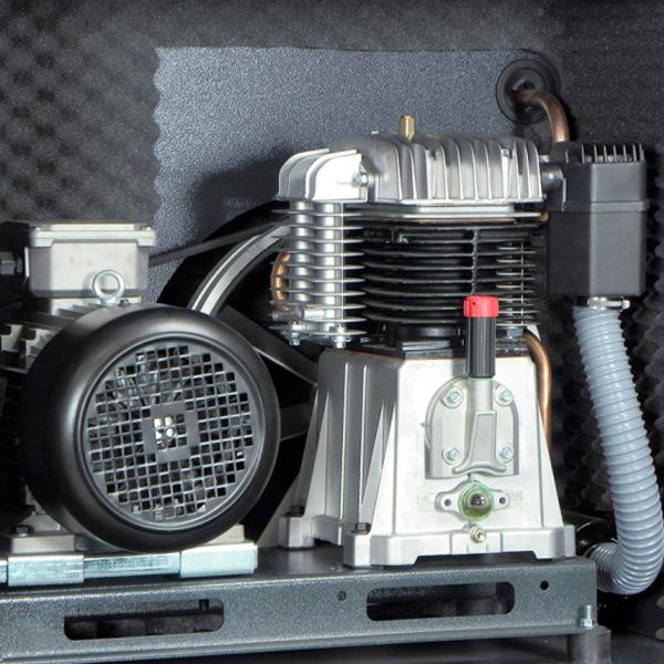 Compresor de aire Airum AIRSIL2 NB5/5.5FT/270 Airum Insonorizado