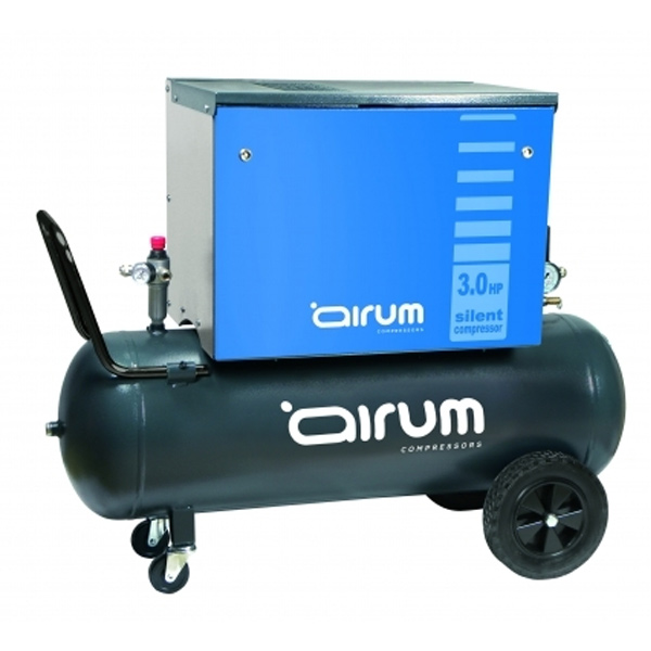 Compresor de aire Airum SILBOX B3800/100 CM3 Airum Insonorizado
