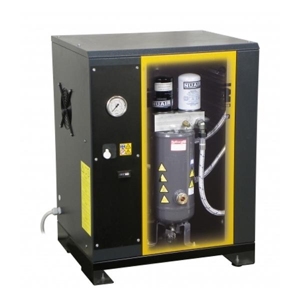 Compresor de aire NUAIR Mercury TRONIC 5.5-10-270 ES