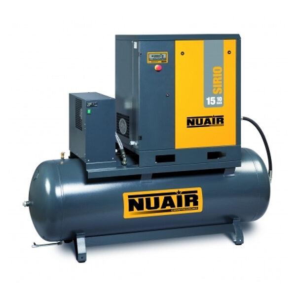 Compresor de aire NUAIR Sirio 11-10-500 ES