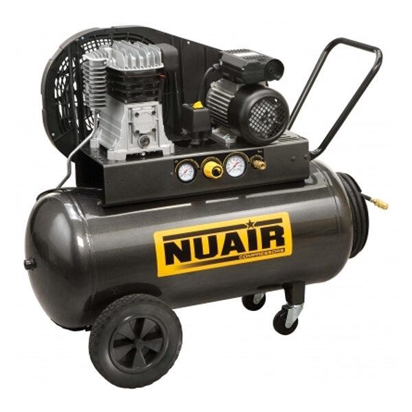Compresor de aire Nuair B2800B/3M/100 Tech
