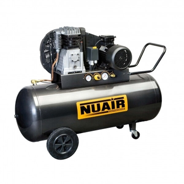 Compresor de aire Nuair B2800B/3M/200 Tech