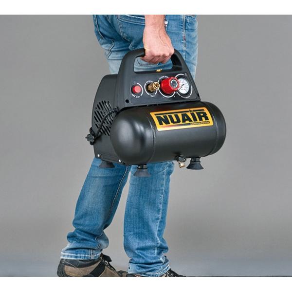 Compresor de aire Nuair New Vento 200/8/6 Nuair