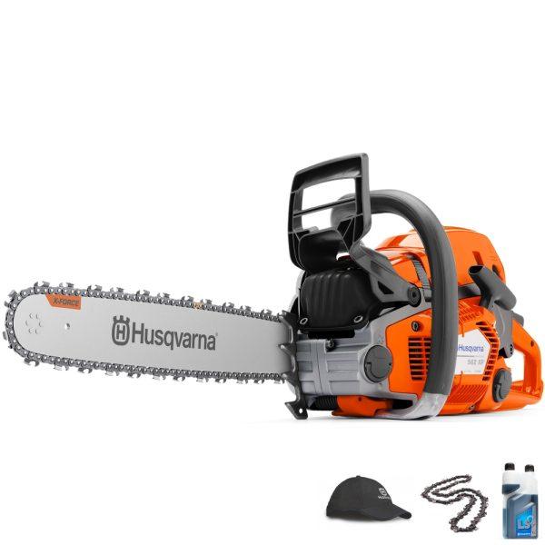 Chainsaw Husqvarna 562XP Autotune 3.5KW