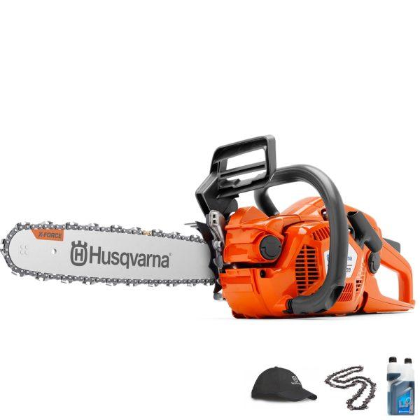 Chainsaw Pruning Husqvarna 439 2CV