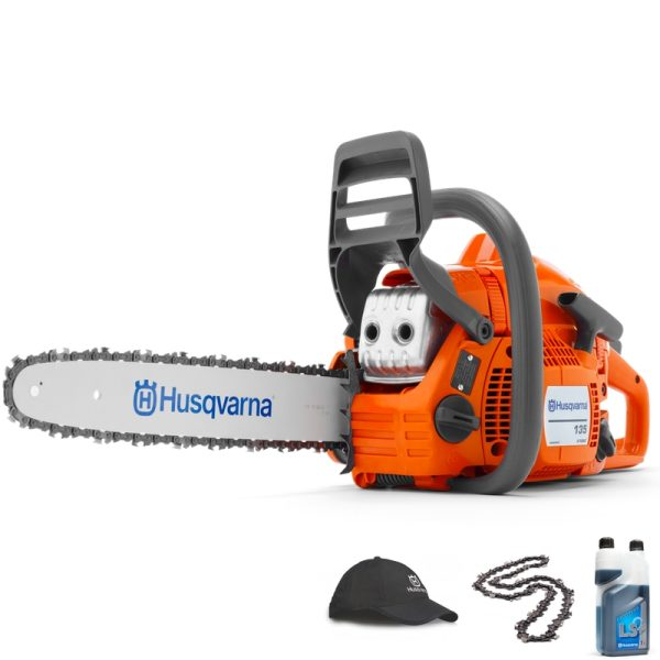 Husqvarna 135 Chainsaw by 14