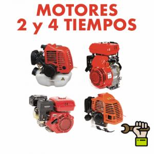 Motores de 2 y 4 Tiempos