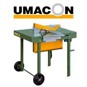Cortadoras de madera Umacon