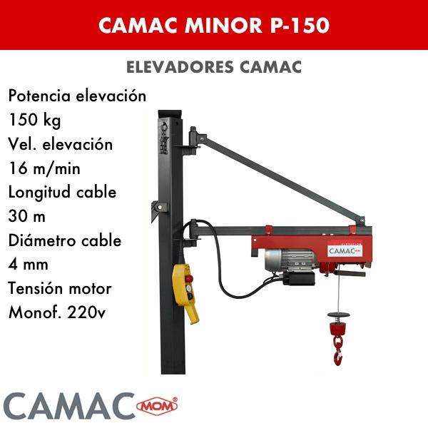 Camac Minor P-150