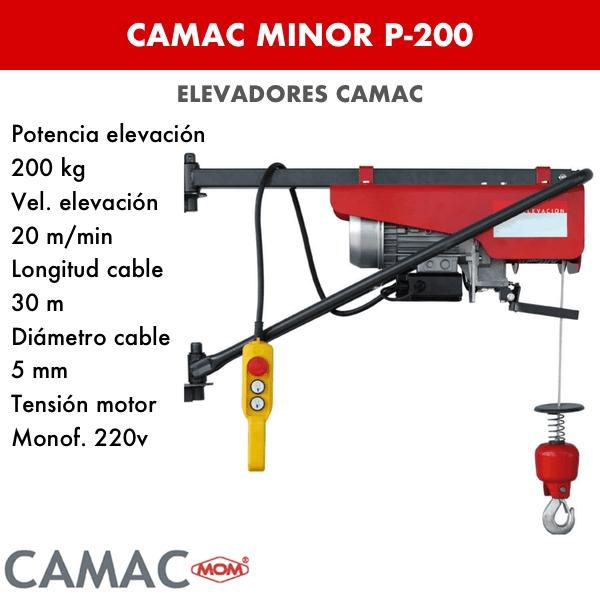 Camac Minor P-200