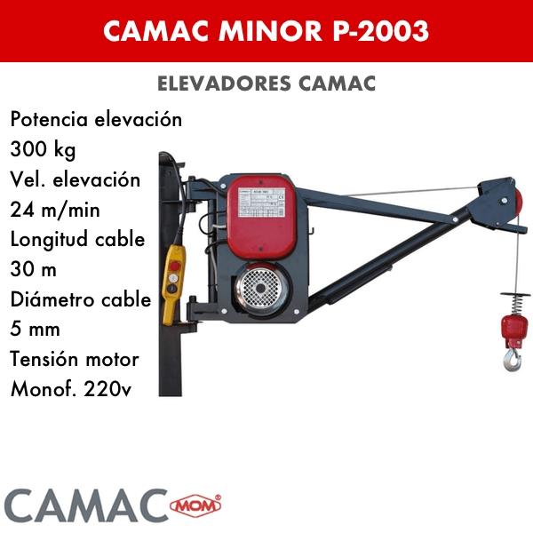 Camac Minor P-2003