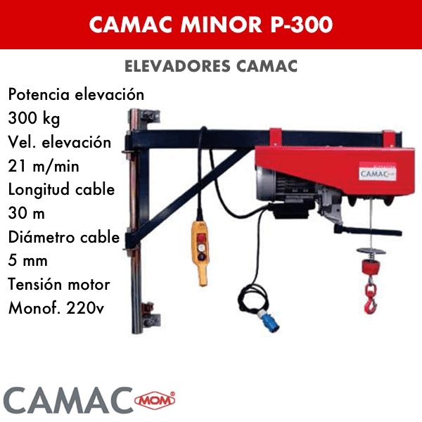Camac Minor P-300