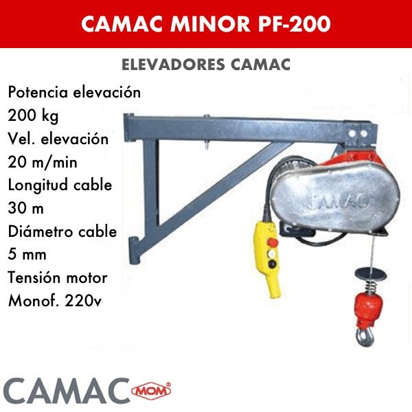 Camac Minor PF-200